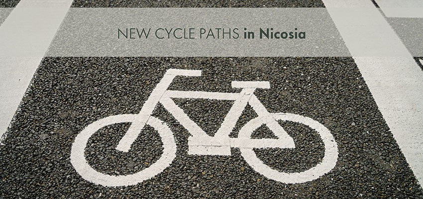 New Cycle Paths in Nicosia