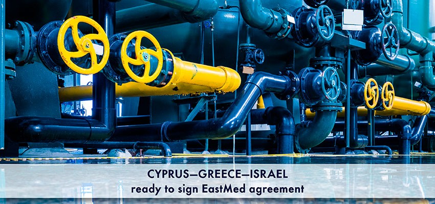 Cyprus Greece Israel Agreement