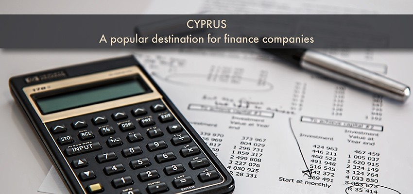 Cyprus A Popular Destination For Finance Companies