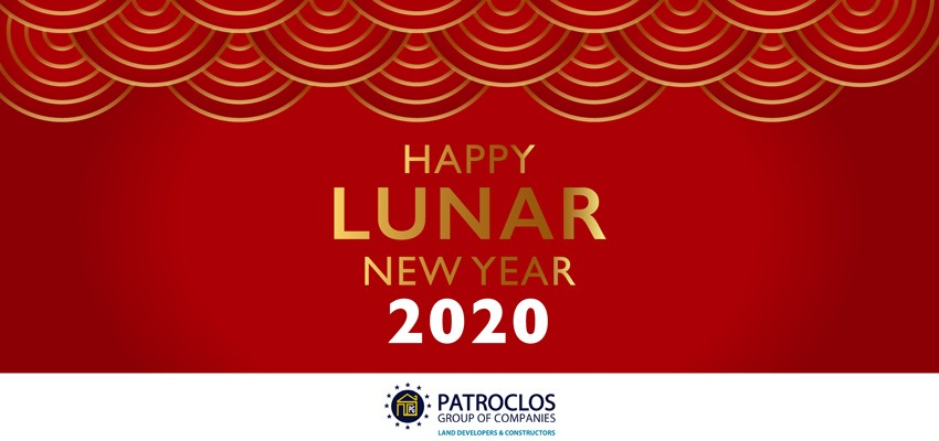 Lunar year wishes