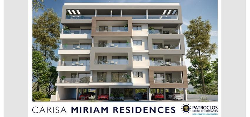 Carisa Miriam Residences - Invest in Cyprus