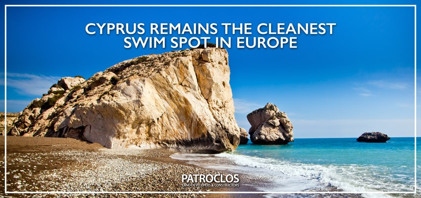 Beaches in Cyprus among top 5 cleanest in Europe