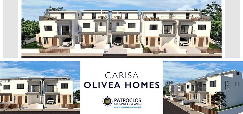 Carisa Olivea Homes expansion