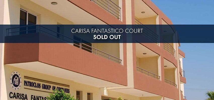 Carisa Fantastico Court at Larnaca - Oroklini