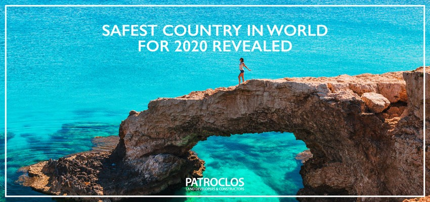Top 10 safest countries for 2020