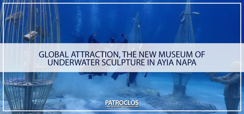 Underwater Museum Ayia Napa