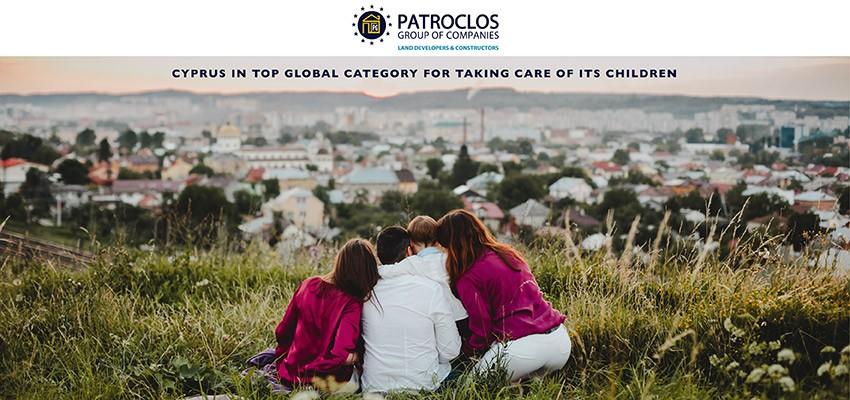 Cyprus Top in Children care